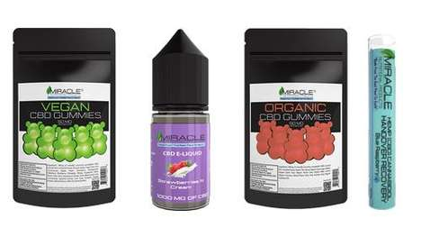 Expansive CBD Product Lineups : Miracle Nutritional Products
