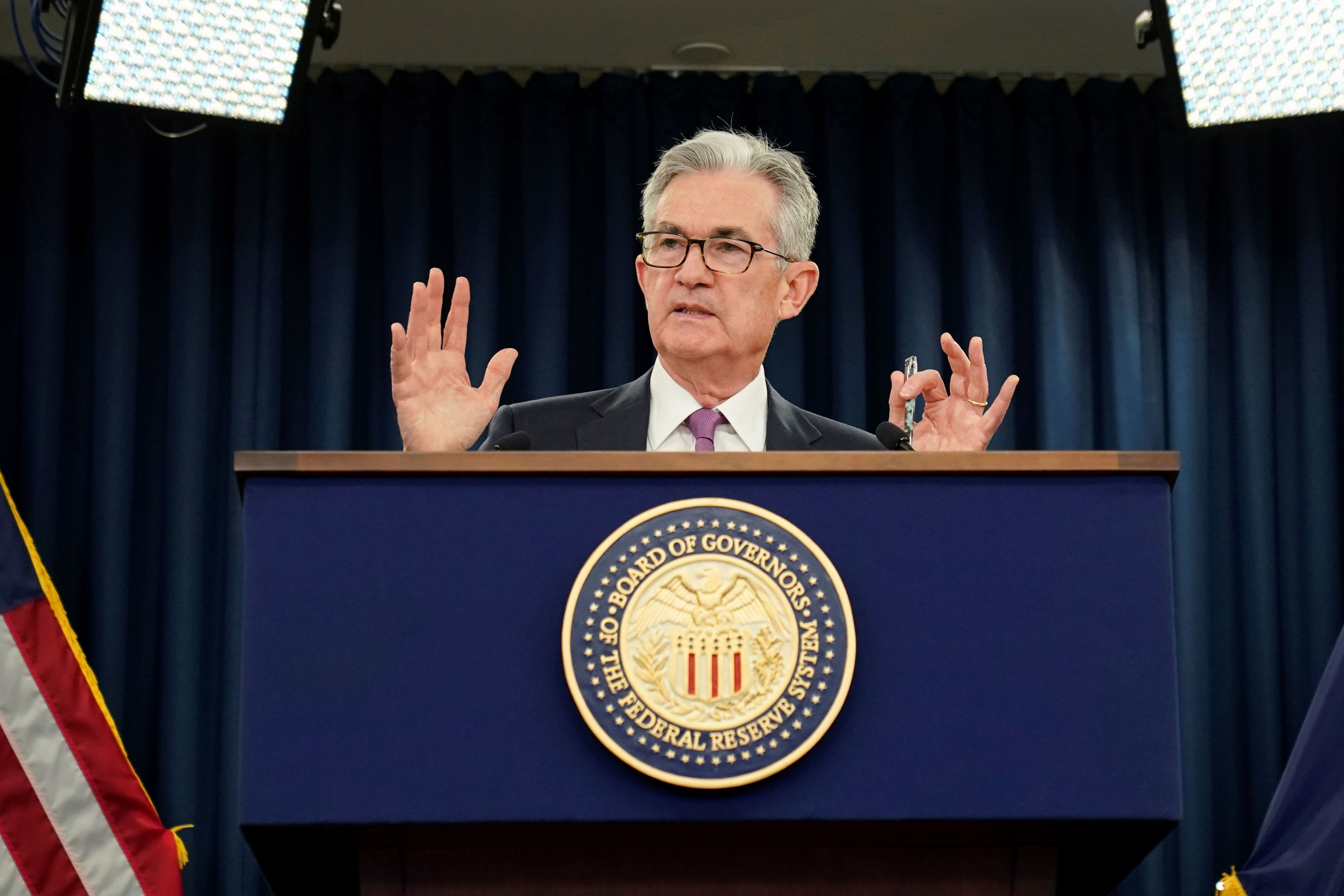 Fed pleased investors, but there's 'no escaping' Trump's wrath