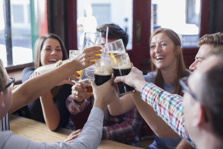 Fewer Americans are drinking alcohol—so bars and brewers are adapting