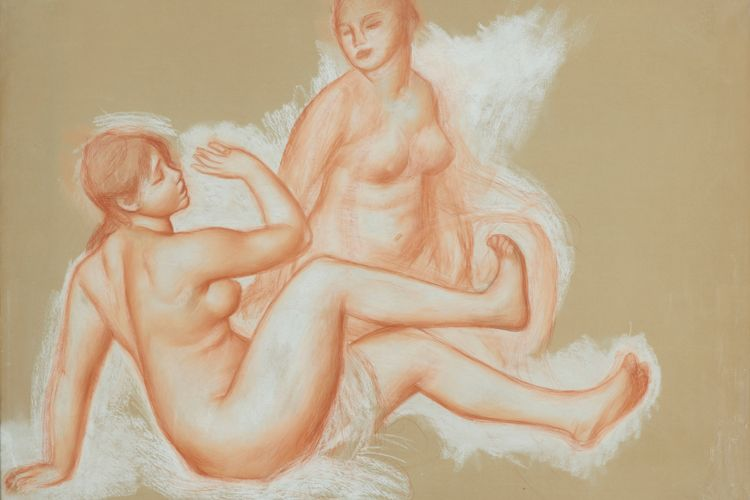 How Renoir's nudes helped the Clark get its groove back
