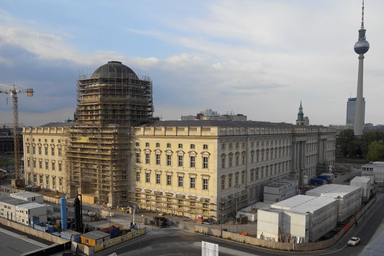 Humboldt Forum opening delayed until 2020