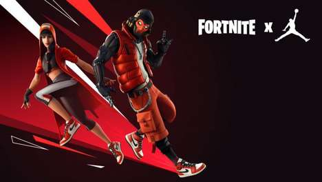 In-Game Fashion Collaborations : fortnite outfit