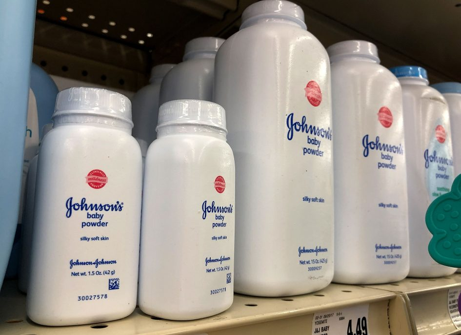 J&J must pay $300 million punitive award in talc case
