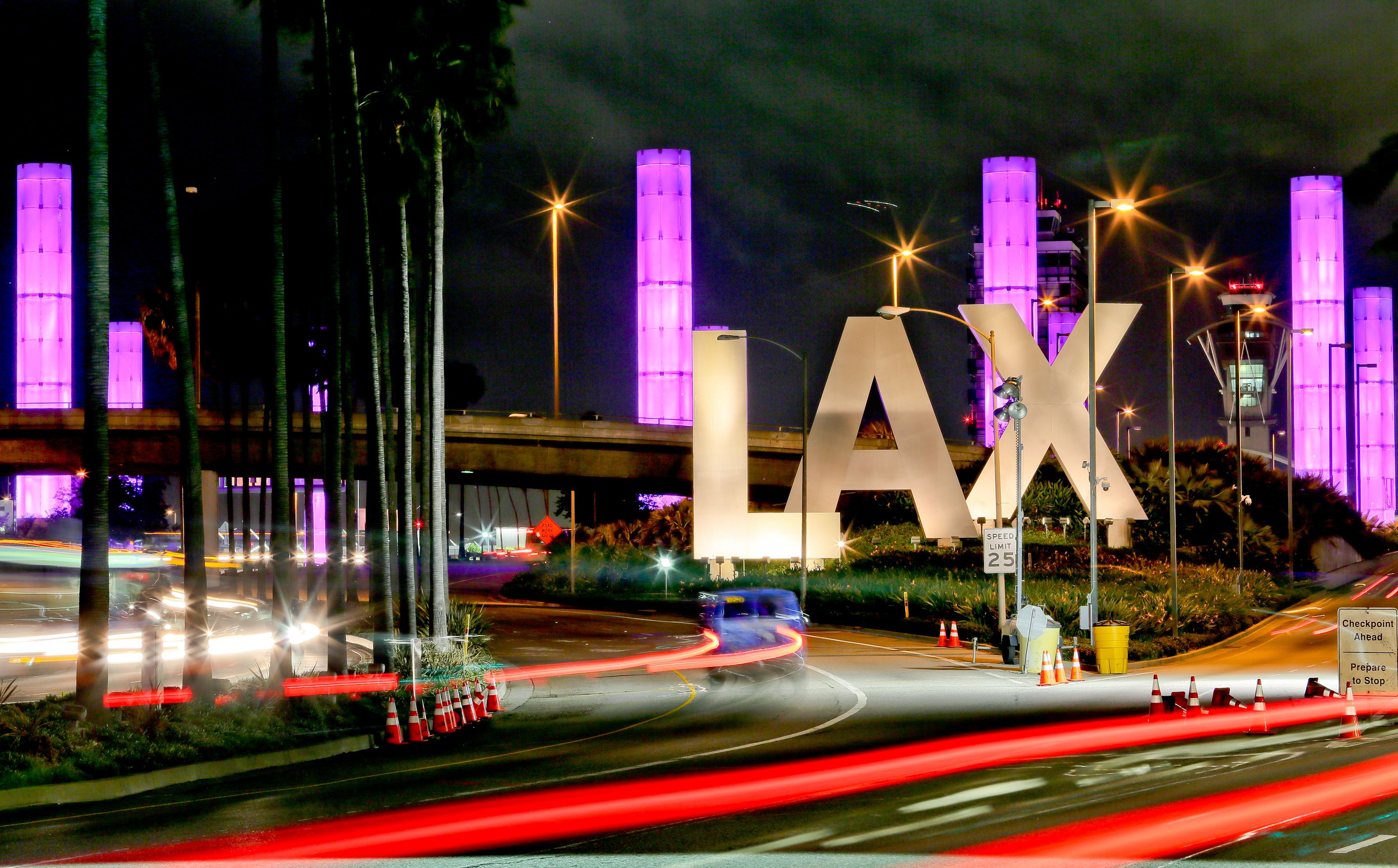LAX airport is getting a $14-billion makeover and new 'happy face' machines to rate satisfaction