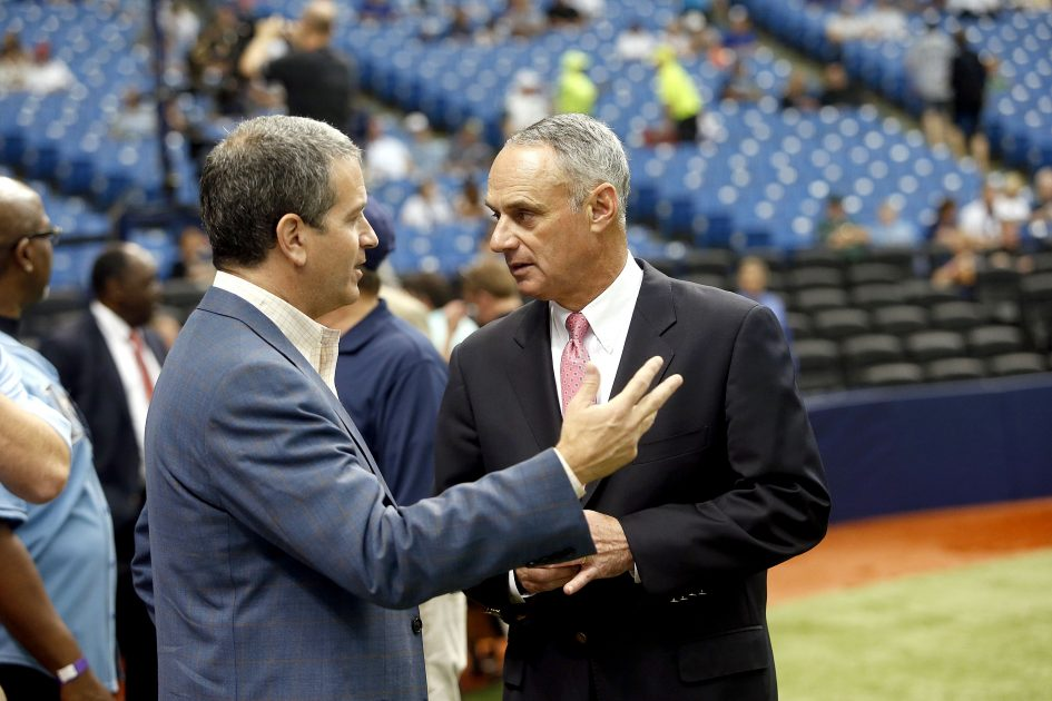 MLB gives Rays green light to explore two-city structure with Montreal