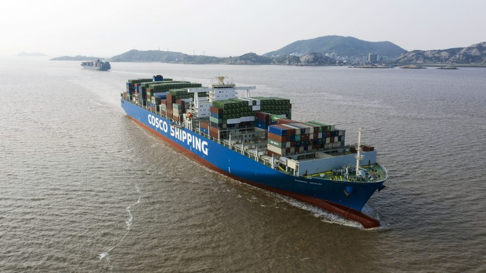 Major banks set new lending standards for shipping industry to cut CO2 emissions