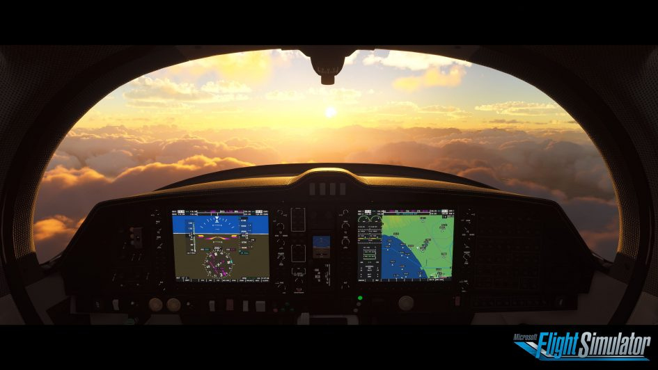 Microsoft Flight Simulator 2020 announcement surprised fanatics