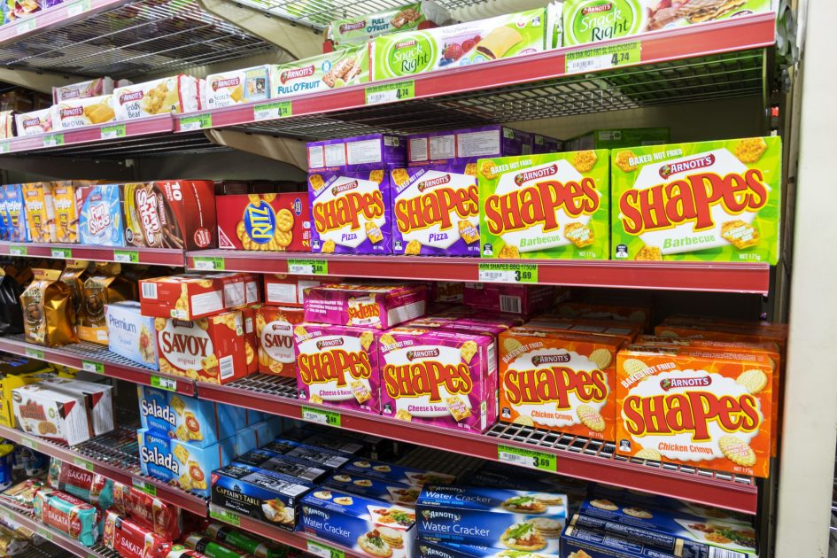 Mondelez ends pursuit of Campbell's Arnott's biscuit brand