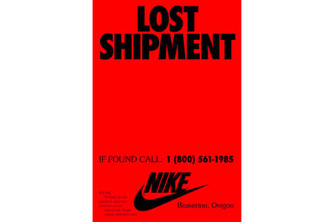 Mysterious Sportswear Campaigns : 1985 Lost Shipment
