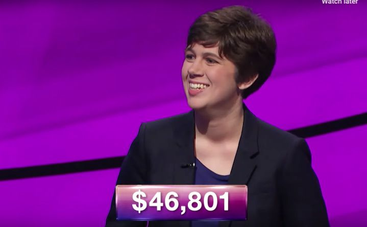 New 'Jeopardy!' champ Emma Boettcher is suddenly one of America's most famous librarians