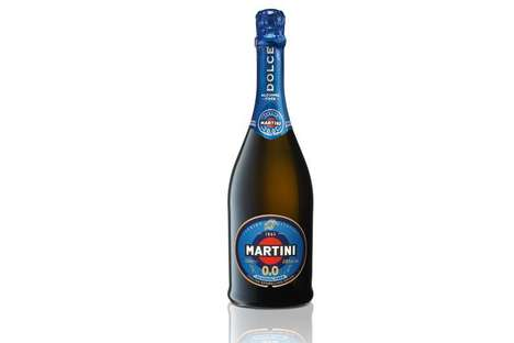 Nonalcoholic Sparkling Wine Beverages : Martini 0.0% Dolce