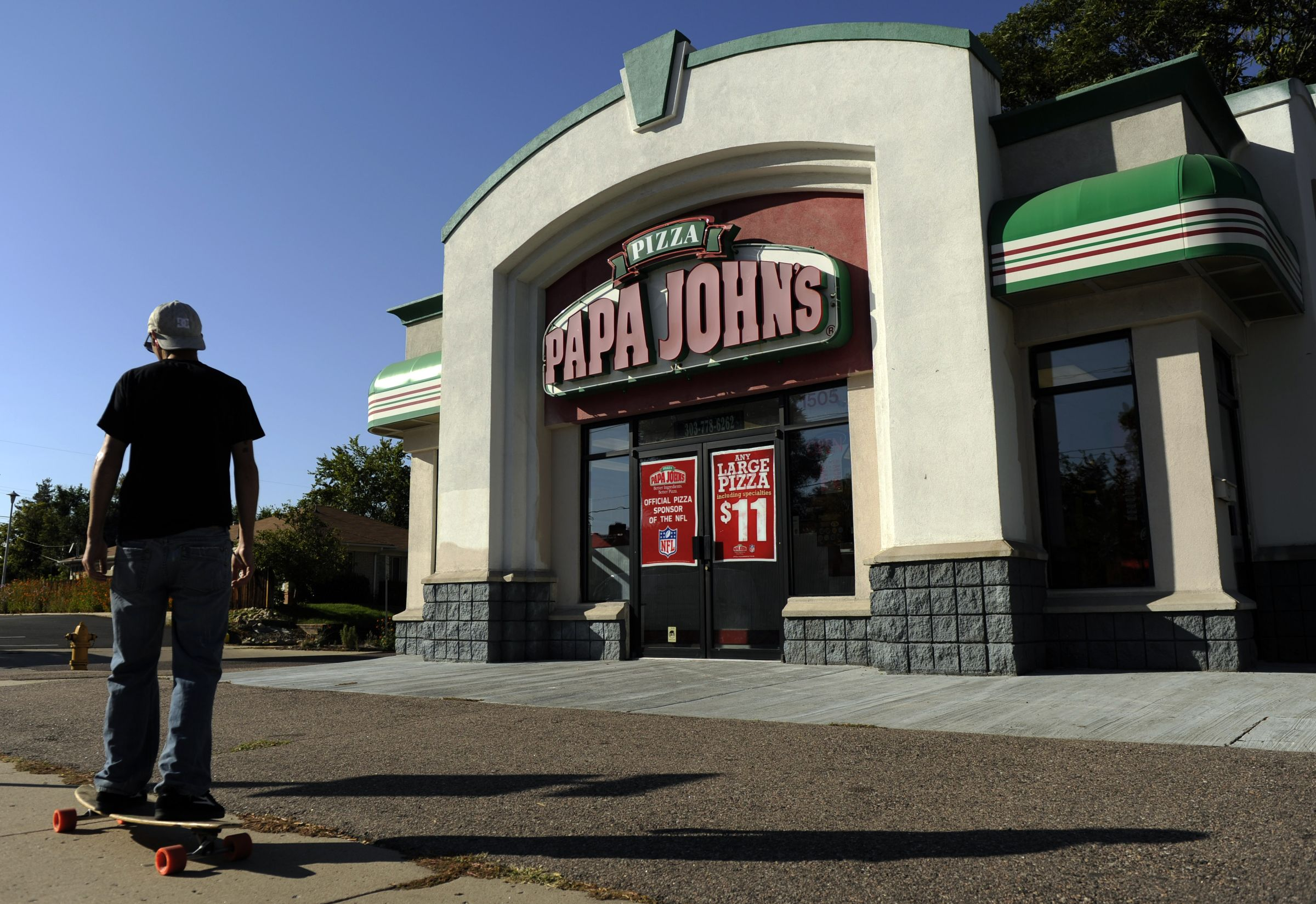 Papa John's will spend additional $80 million on franchisee relief and marketing