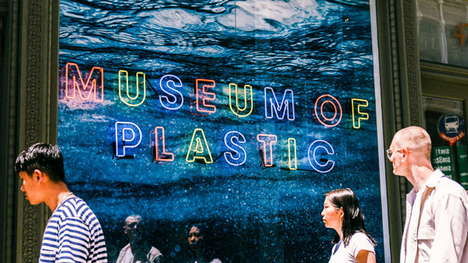 Pop-Up Plastic Museums : museum of plastic