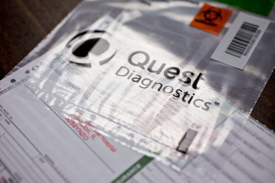 Quest Diagnostics says nearly 12 million patients may have had data breached