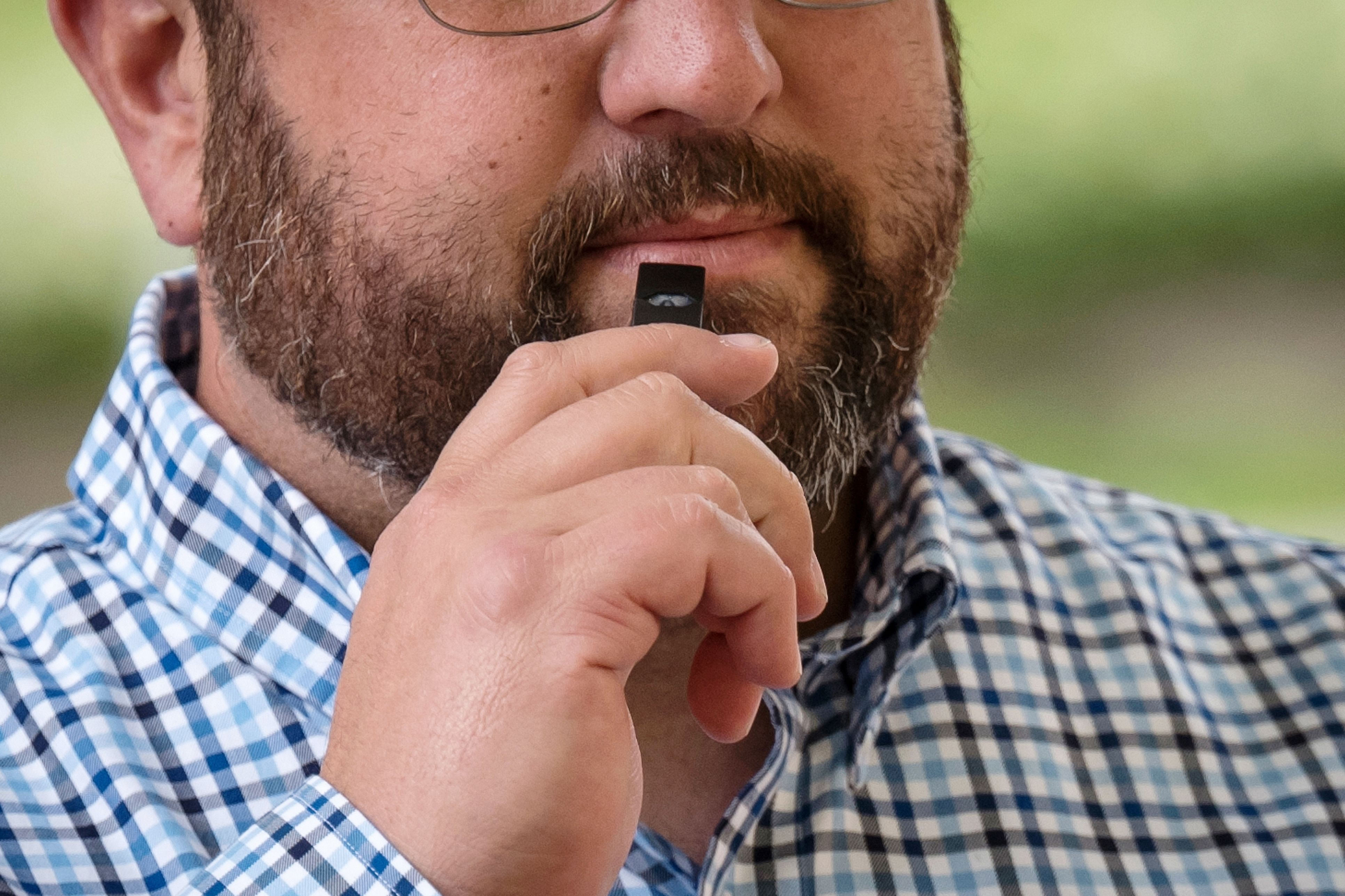 San Francisco bans e-cigarette sales, becoming the first city to do so