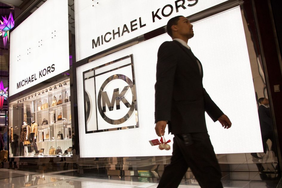 Shares of Michael Kors-parent Capri Holdings are cheap