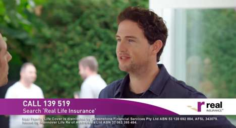 Simplified Life Insurance Ads : Real Insurance