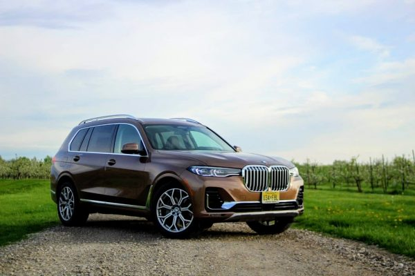 The 2019 BMW X7 three-row SUV was worth the wait