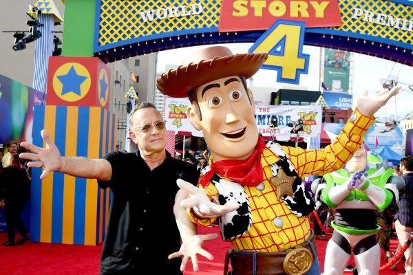 'Toy Story 4' opens with franchise high of $118 million