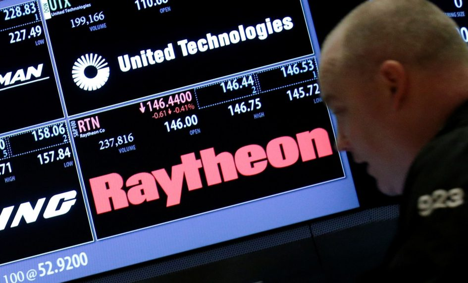 Trump concerned about Raytheon-United Technologies merger