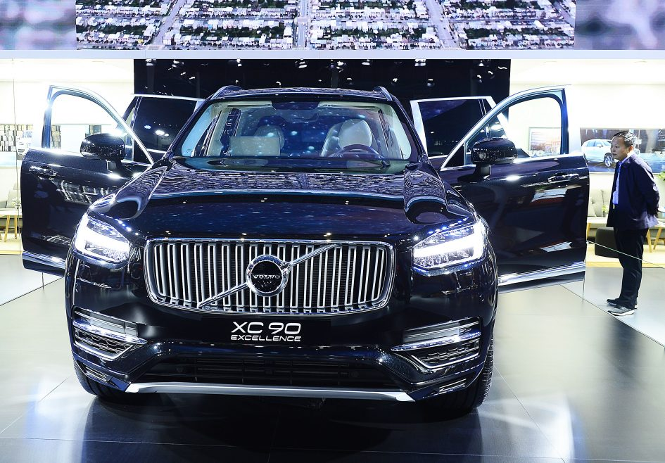 US rejects GM, Volvo tariff relief requests for China-made SUVs