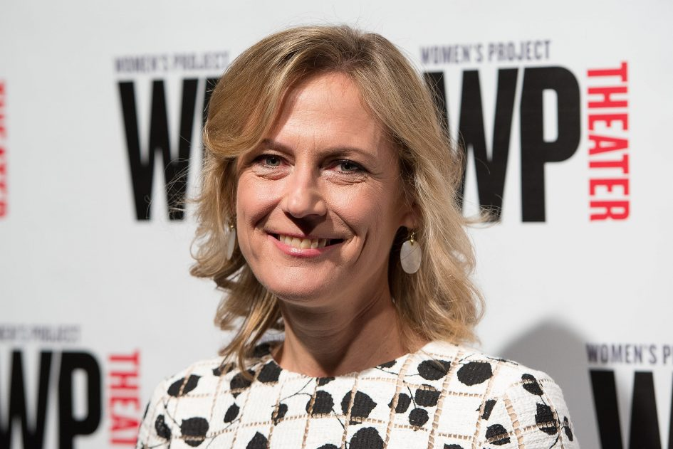 Warner Bros. names Ann Sarnoff as new chair and CEO