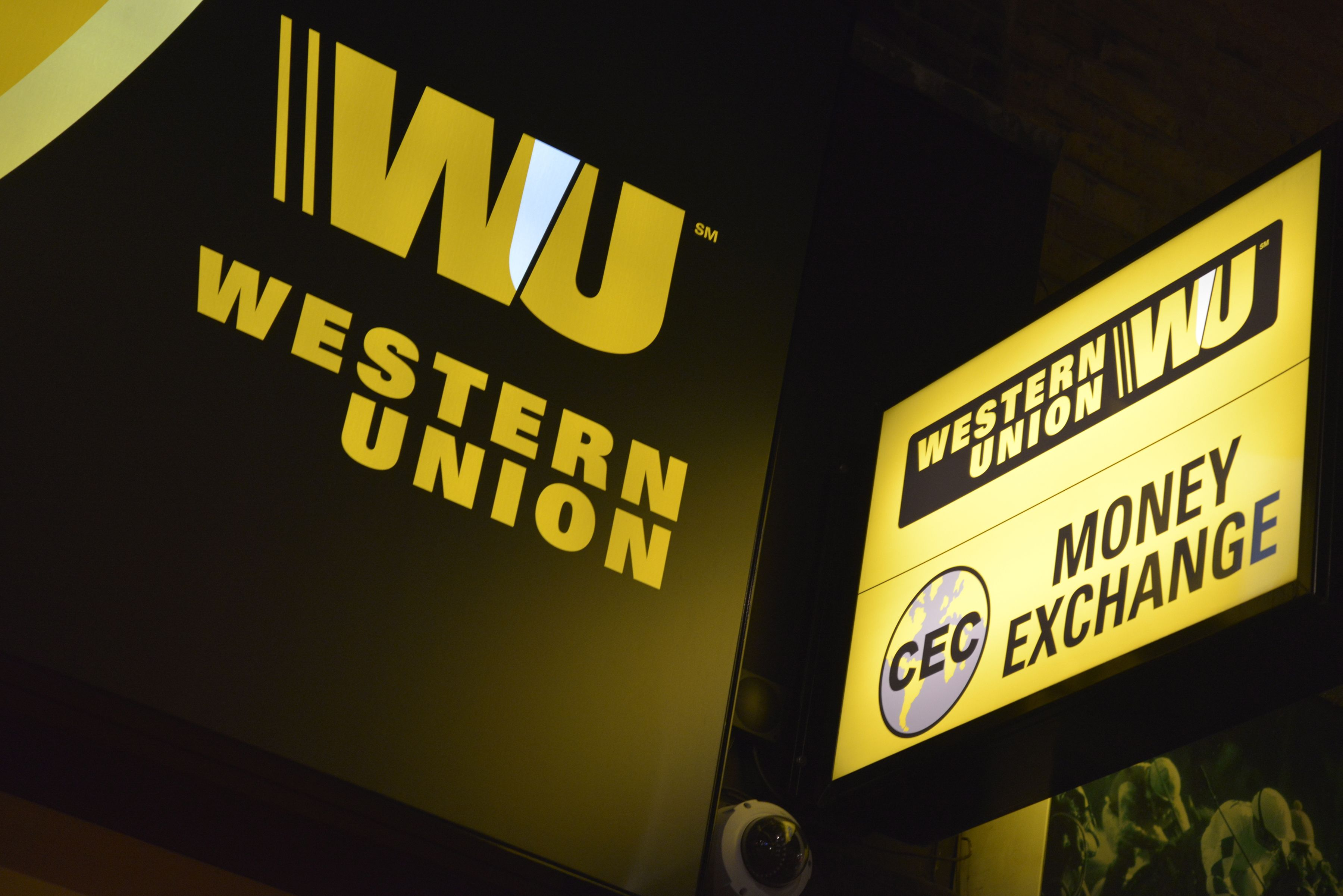 Western Union WU stock drops on fear of Facebook cryptocurrency Libra