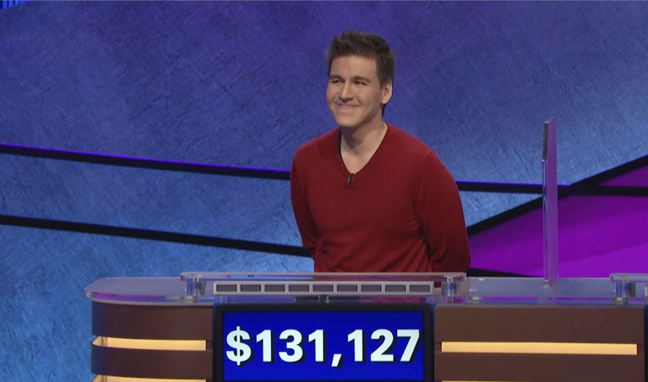 Why James Holzhauer bet so little during his last Final Jeopardy