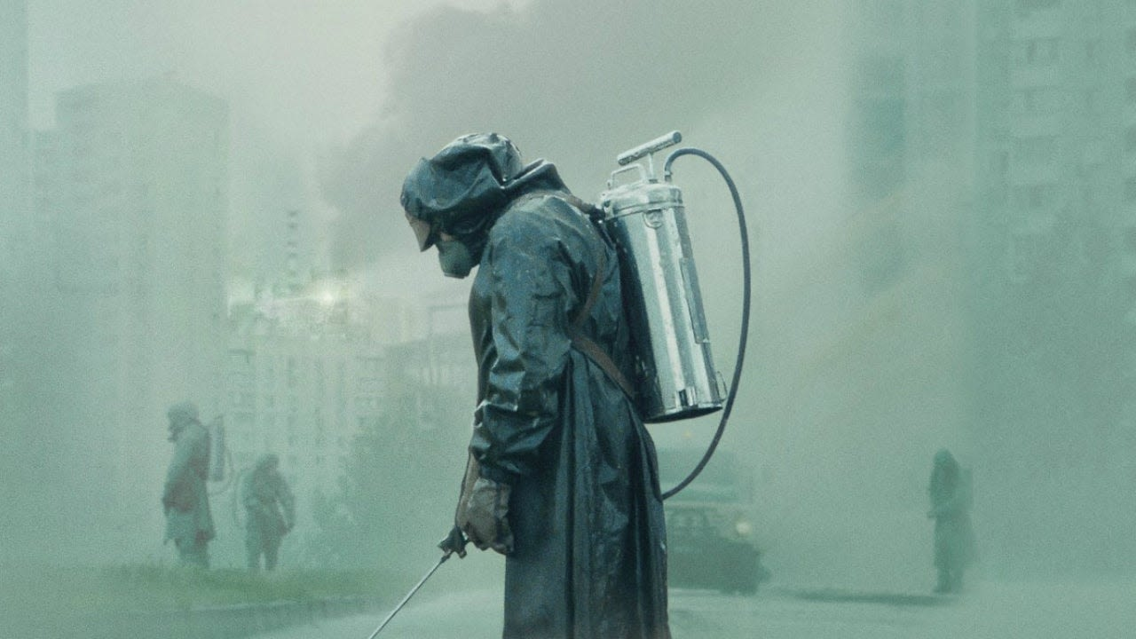 Why we love to binge on stressful shows like 'Chernobyl' and 'Black Mirror'