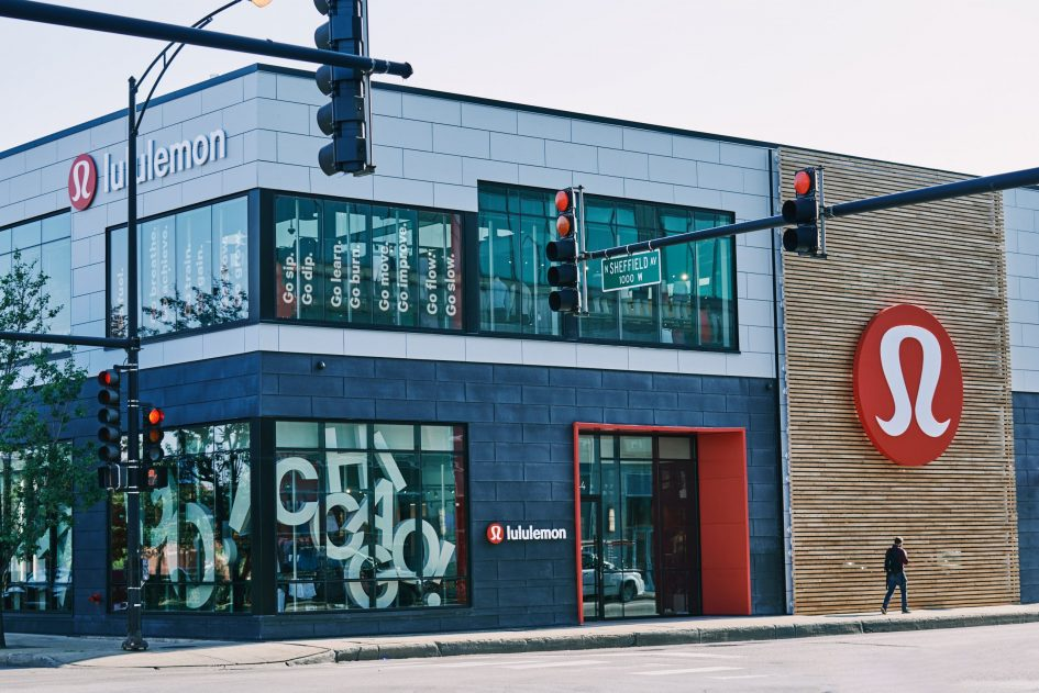 A look inside Lululemon's massive new store in Chicago with yoga, food