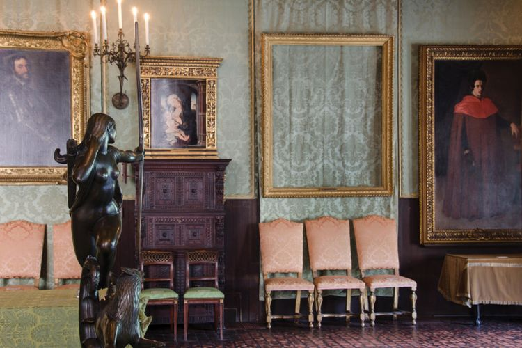 A mystery for the ages: the Isabella Stewart Gardner Museum heist