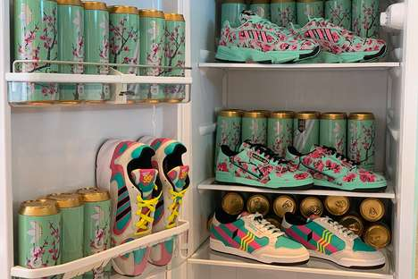 Affordable Ice Tea-Inspired Sneakers : adidas and AriZona