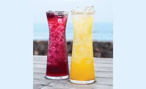 Agua Fresca-Inspired Refreshments : S&D Infused Beverages
