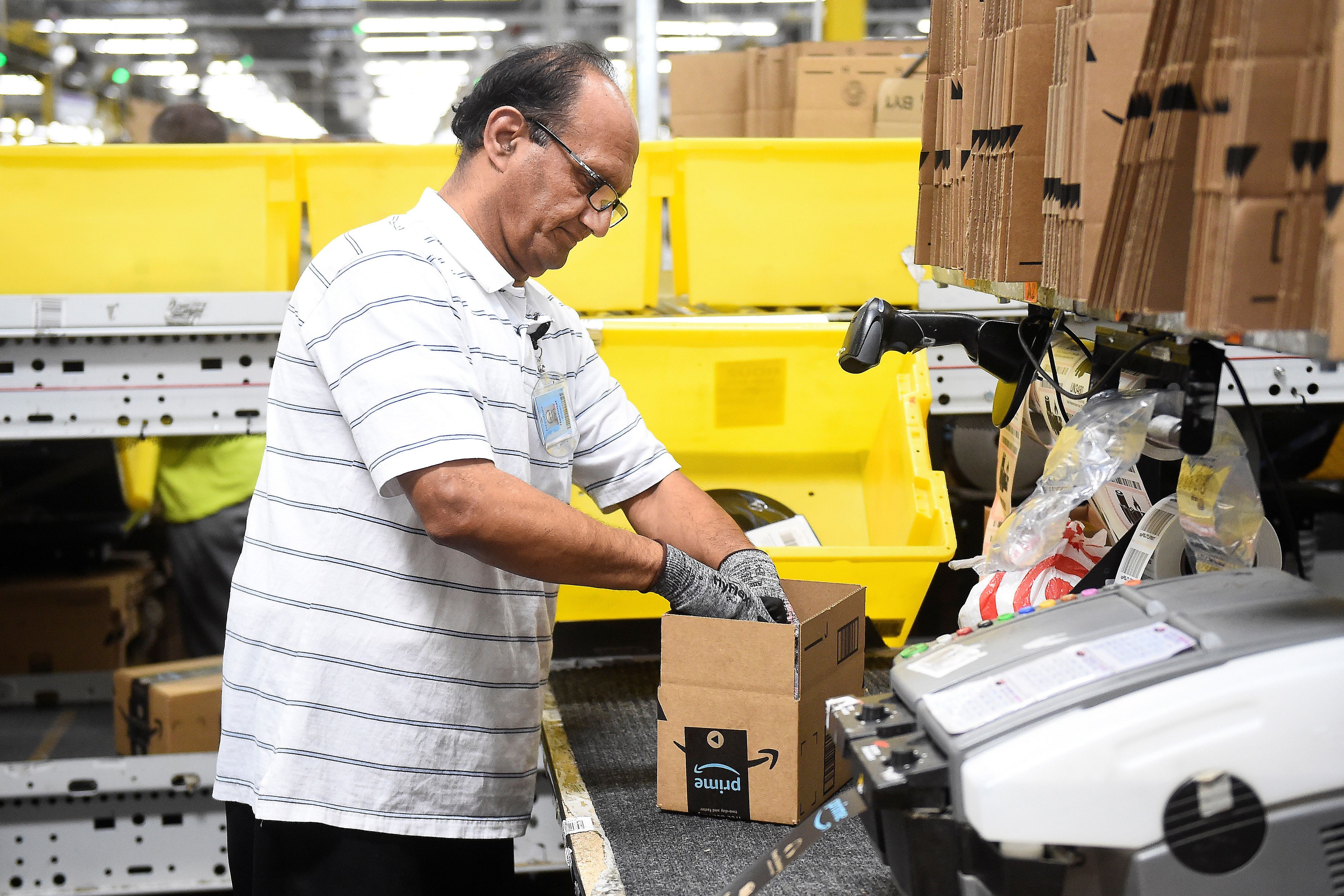 Amazon workers are reportedly planning a Prime Day protest