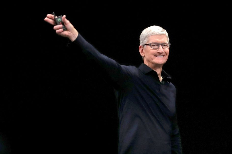 Apple now has $210.6 billion in cash on hand