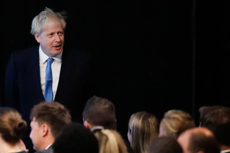 Artists fearful about the future under new UK Prime Minister Boris Johnson