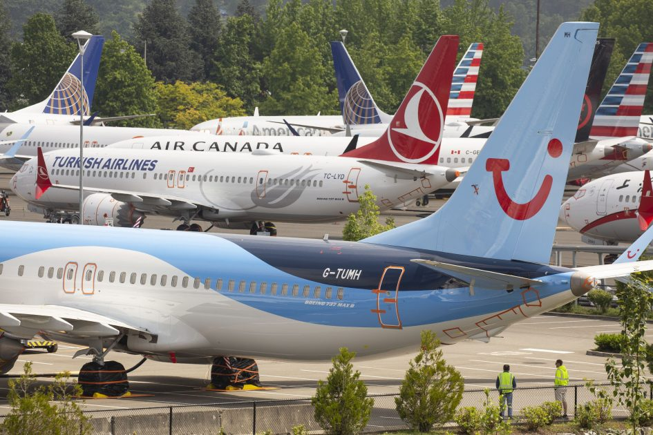 Boeing to take $4.9 billion hit in second quarter on 737 Max grounding