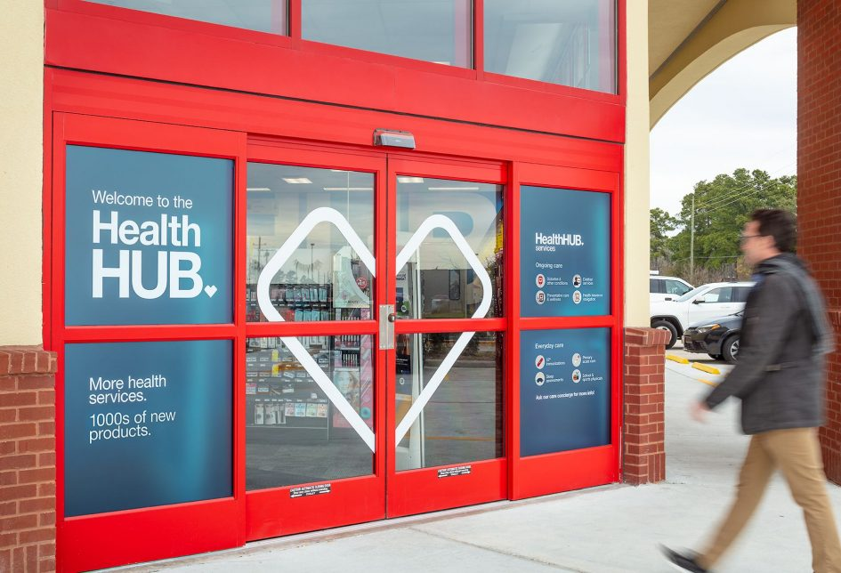 CVS expands HealthHUBS to Boston and Dallas next year