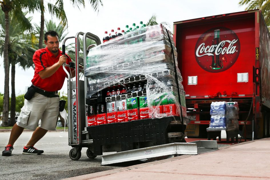 Coca-Cola has room to run in a market reminiscent of the 1980s