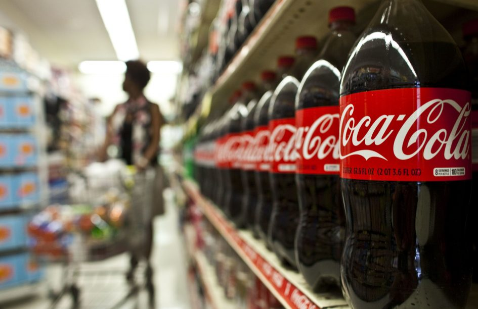 Coca-Cola raises revenue forecast after earnings beat, sending shares higher