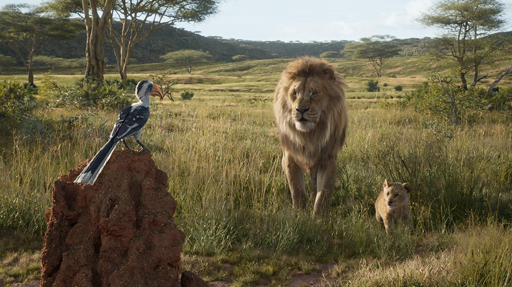 Disney's 'The Lion King' hauls in $54.7 million in China debut
