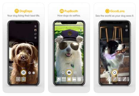 Dog-Centric Social Apps : DentaSTIX Studios