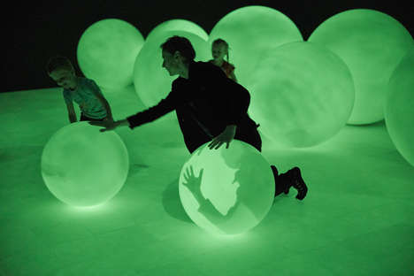 Environmentally Focused Interactive Exhibitions : Daan Roosegaarde