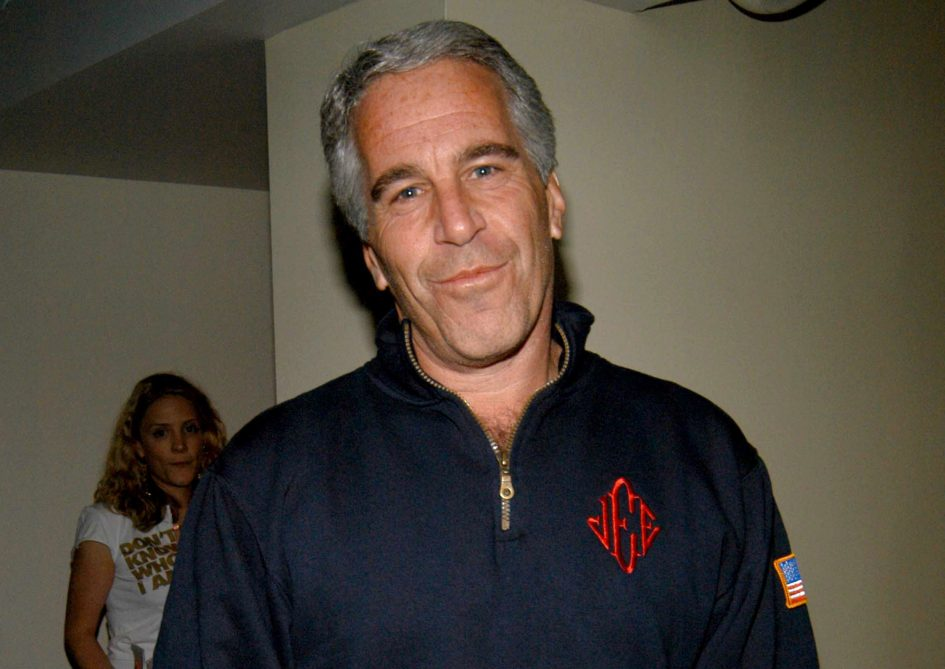 Epstein donated $46 million to Les Wexner's private foundation in 2008
