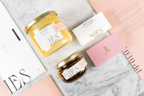Ethereal Brand Identities : ethereal brand
