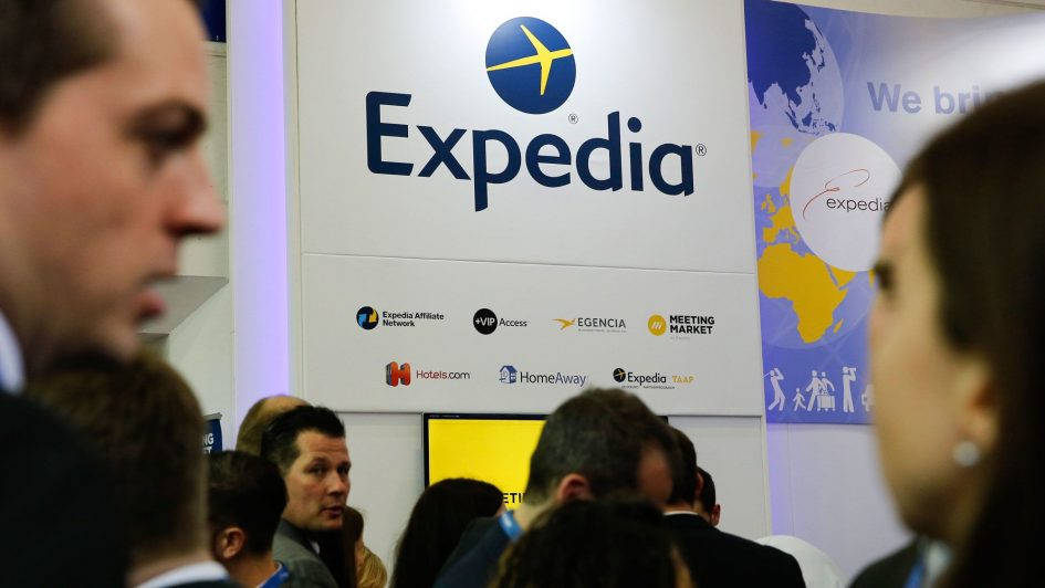 Expedia CEO Mark Okerstrom warns against Europe digital services taxes