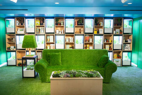 Experiential Nursery Shops : STORY at Macy s