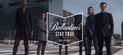 Fearless Alcohol Campaigns : Ballantine's Ad