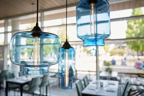 Home Furnishing Full-Service Restaurants : The Table at Crate