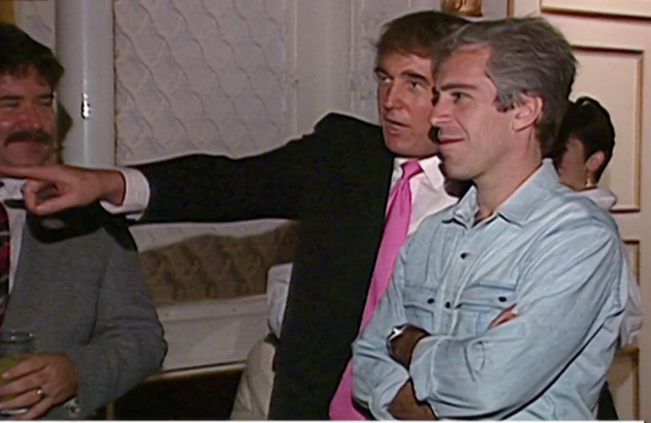 Jeffrey Epstein's Black Book: Trump, Clintons, Prince Andrew